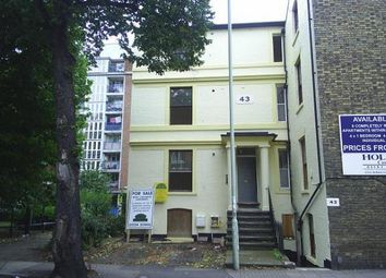 Thumbnail 1 bed flat to rent in Flat, Ashburnham Road