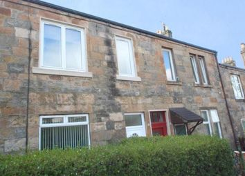 Thumbnail 2 bed flat for sale in Young Terrace, Springburn, Glasgow