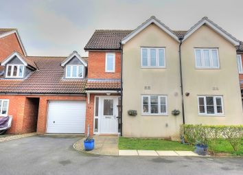 Thumbnail 3 bedroom terraced house for sale in Merchants Court, Thetford