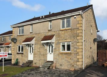 Thumbnail 2 bed semi-detached house for sale in Bonnyvale Place, Bonnybridge