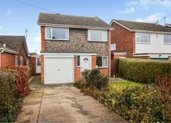 Thumbnail 3 bed detached house for sale in Prebend Lane, Welton, Lincoln