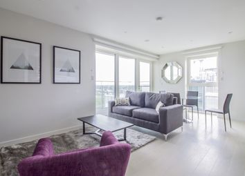 Thumbnail 2 bed flat for sale in Glasshouse Gardens, Cassia Point, Stratford