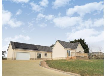 Thumbnail 4 bed detached house for sale in Carnwath, Lanark