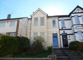 Thumbnail 5 bedroom end terrace house for sale in Salcombe Road, Plymouth