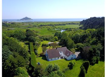 Thumbnail 5 bedroom detached house for sale in Long Rock, Penzance