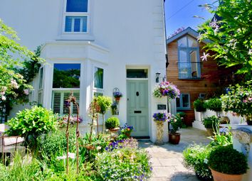 Thumbnail 3 bedroom town house for sale in Victoria Road, Dartmouth, Devon