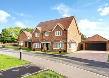 Thumbnail 4 bed detached house for sale in Russet Grove, Cranleigh, Surrey