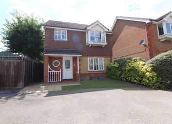 Thumbnail 3 bed detached house for sale in Mentmore Close, Great Denham