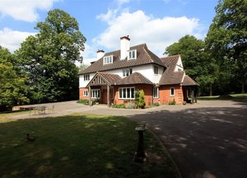 Thumbnail 7 bed detached house to rent in Blackhall Lane, Sevenoaks