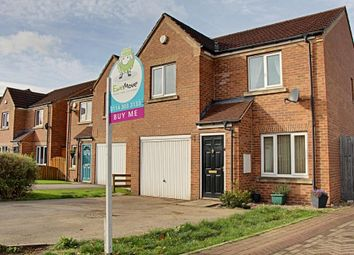 Thumbnail 3 bed detached house for sale in Kensington Close, Dinnington, Sheffield