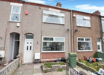3 bed terraced house for sale in Wellington Street, Grimsby, South Humberside DN32