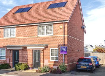 Thumbnail 2 bed semi-detached house for sale in Bearwood Road, Stanford-Le-Hope