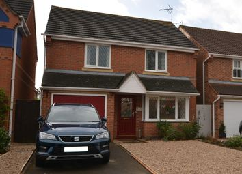 Thumbnail 3 bed detached house for sale in 49 The Ivies, Farndon Road, Newark