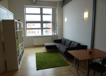 Thumbnail Studio to rent in Newhampton Lofts, Great Hampton Street, Birmingham