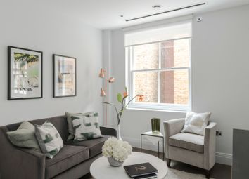 Thumbnail Serviced flat to rent in Chancery Lane, London