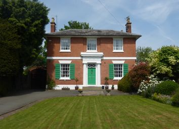 Thumbnail 4 bed detached house for sale in Aylestone Hill, Hereford
