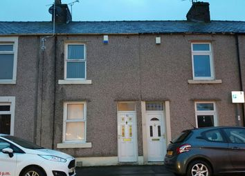Thumbnail 2 bedroom terraced house to rent in Pilgrim Street, Workington