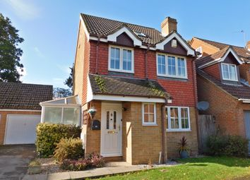 Thumbnail 4 bed detached house for sale in Wheatlands, Fareham