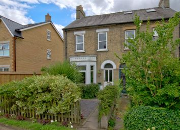 Thumbnail 3 bed property for sale in London Road, Great Shelford, Cambridge