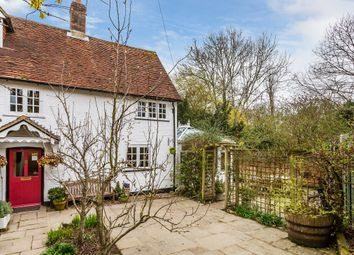 Thumbnail 4 bed cottage to rent in London Road, Holybourne, Alton