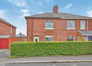 Thumbnail 2 bed semi-detached house for sale in Hazel Grove, Burnopfield, Newcastle Upon Tyne