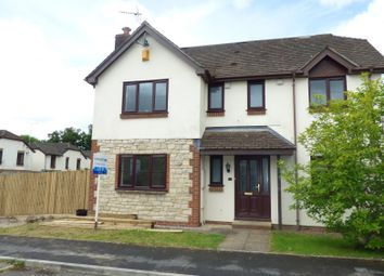 Thumbnail 4 bed detached house to rent in Kittersley Drive, Liverton, Newton Abbot