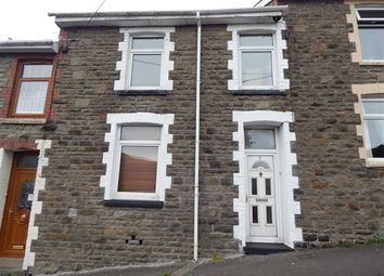 Thumbnail 3 bed terraced house for sale in Henwain Street, Blaina, Abertillery