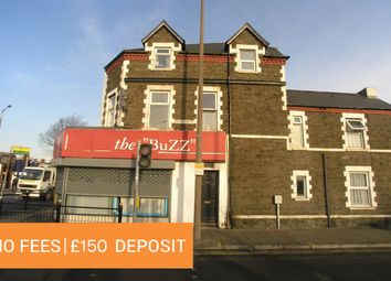 Thumbnail 1 bedroom flat to rent in Penarth Road, Grangetown, Cardiff