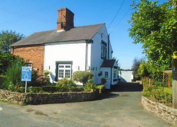Thumbnail 2 bed cottage for sale in Stanton Heath, Shrewsbury