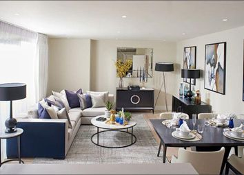 Thumbnail 2 bed flat for sale in Mondrian House, Kidderpore Green, Kidderpore Avenue, Hampstead