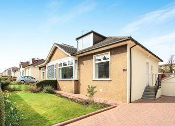 Thumbnail 3 bed semi-detached bungalow for sale in Kingsheath Avenue, Rutherglen, Glasgow