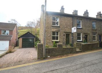 Thumbnail 2 bed cottage for sale in Chancery Lane, Bollington, Macclesfield, Cheshire
