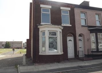 Thumbnail 3 bedroom property to rent in Gray Street, Bootle