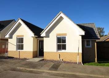 Thumbnail 2 bed detached bungalow for sale in Fairbairn Way, Chatteris