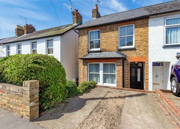 Thumbnail 2 bed semi-detached house for sale in Lent Rise Road, Burnham, Buckinghamshire