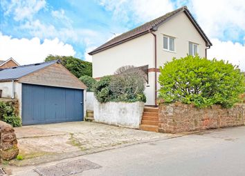 Thumbnail 3 bed detached house for sale in Deepway Lane, Exminster, Exeter