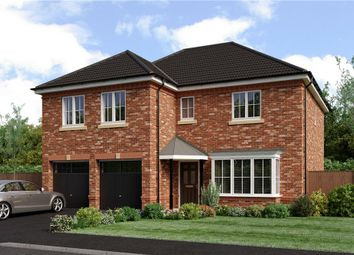"Thumbnail 5 bed detached house for sale in ""Jura"" at Joe Lane, Catterall, Preston"
