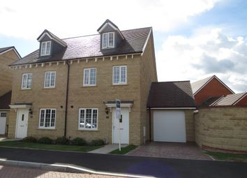 Thumbnail 3 bed semi-detached house for sale in Storksbill Lane, Southmoor, Abingdon