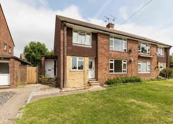 Thumbnail 2 bed flat for sale in Gilbert Road, Chichester