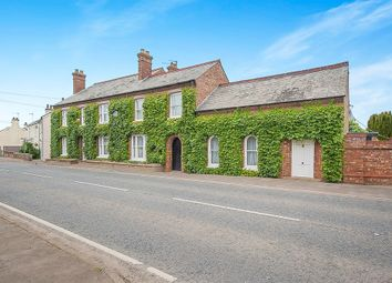 Thumbnail 5 bed detached house for sale in Main Road, Walpole Highway, Wisbech