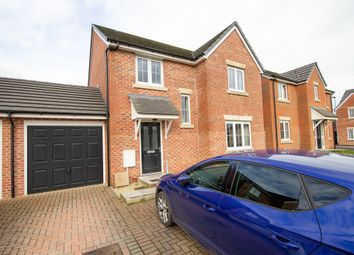 Thumbnail 4 bed link-detached house for sale in Harbin Close, Yeovil, Somerset