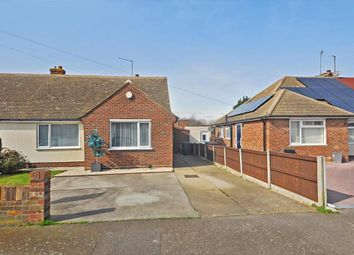 Thumbnail 2 bed semi-detached bungalow for sale in Fife Road, Herne Bay, Kent
