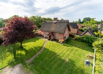 Thumbnail 3 bed cottage for sale in The Common, Stuston, Diss