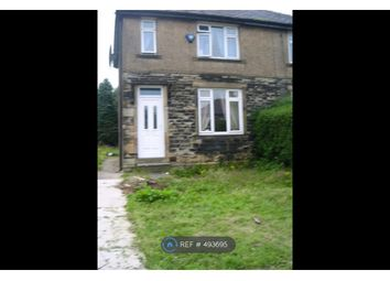 Thumbnail 2 bedroom semi-detached house to rent in Mandale Grove, Bradford