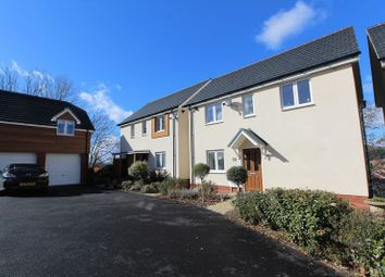 Thumbnail 5 bed detached house for sale in Coburg Crescent, Chudleigh, Newton Abbot