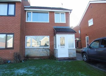 Thumbnail 3 bed semi-detached house for sale in Aber Las, Flint, Flintshire