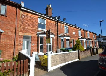 Thumbnail 3 bed terraced house to rent in St Edmunds Road, Shirley, Southampton