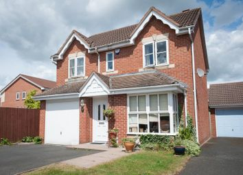 Thumbnail 4 bed detached house for sale in Weeford Dell, Four Oaks, Sutton Coldfield