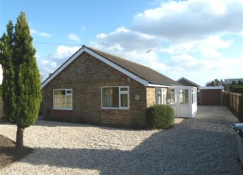 Thumbnail 2 bed detached bungalow to rent in Station Road, Willoughby, Alford, Lincolnshire