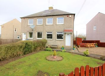 Thumbnail 2 bed semi-detached house for sale in Strathavon Terrace, Bathgate